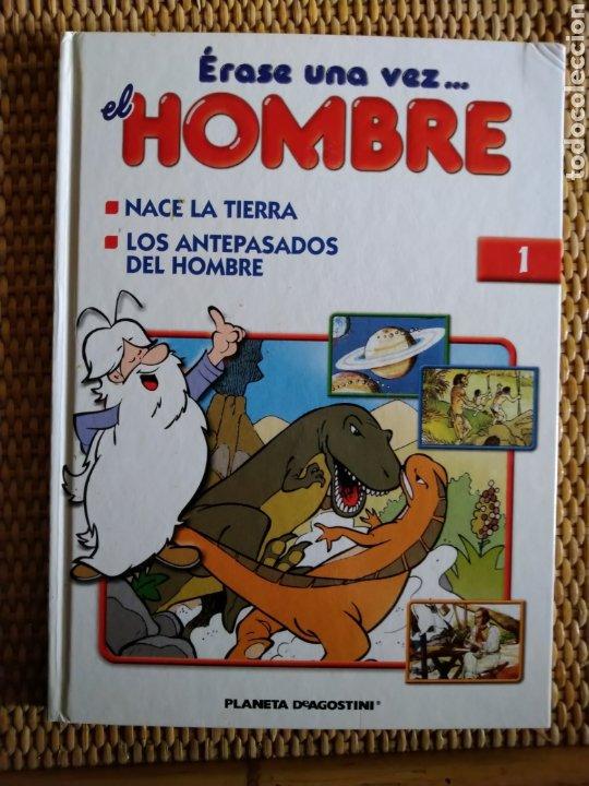 Libros de segunda mano: ÉRASE UNA VEZ...EL HOMBRE. COLECCIÓN DE 26 DVDS Y LIBROS. - Foto 5 - 194497098