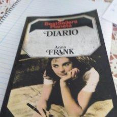 Libros de segunda mano: DIARIO DE ANNA FRANK. Lote 194503397