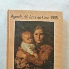 Libros de segunda mano: AGENDA DEL AMA DE CASA 1985 CAIXA GALICIA SIN USAR . Lote 194504800