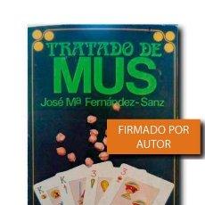 Libros de segunda mano: TRATADO DE MUS. FERNÁNDEZ- SANZ, JOSÉ Mª. Lote 194505318