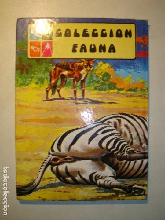 Libros de segunda mano: LA VIDA DE LOS ANIMALES SALVAJES - EFREN QUINTANILLA SAINZ / DIBUJANTE: VALBUENA - ED. EVEREST 1982 - Foto 3 - 194509751