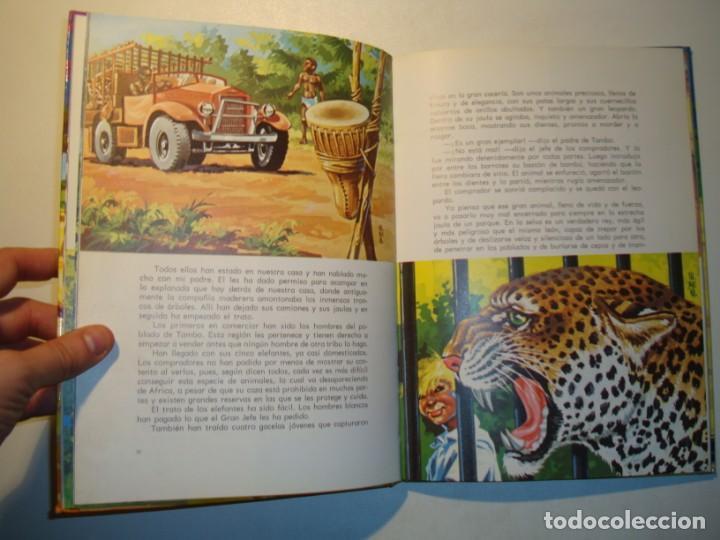 Libros de segunda mano: LA VIDA DE LOS ANIMALES SALVAJES - EFREN QUINTANILLA SAINZ / DIBUJANTE: VALBUENA - ED. EVEREST 1982 - Foto 6 - 194509751