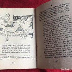 Libros de segunda mano: TENHA MANEIRAS ( HUMOR ). UM LIVRO EDITADO POR J. VILHENA. AÑOS 40 - 50. ILUSTRADO. ENVIO GRÁTIS. Lote 194509817