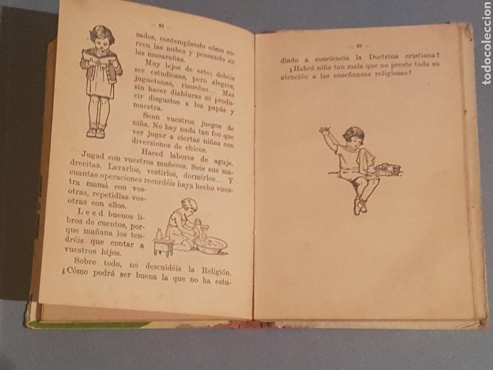 Libros de segunda mano: Libro Leerme, niñas segunda parte de Federico Torres edita Hijo de Ricardo González de Zaragoza - Foto 3 - 194517440
