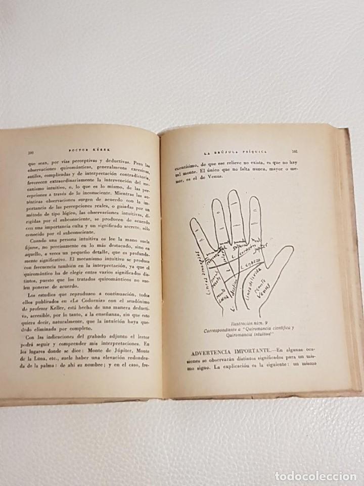 Libros de segunda mano: LA BRÚJULA PSÍQUICA - FERNANDO SESMA - PODER DE LA MENTE - PODERES PSÍQUICOS - RARO - Foto 4 - 194523617