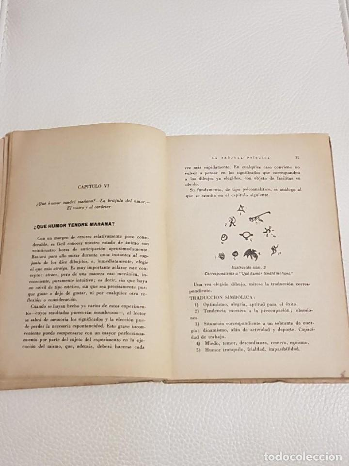 Libros de segunda mano: LA BRÚJULA PSÍQUICA - FERNANDO SESMA - PODER DE LA MENTE - PODERES PSÍQUICOS - RARO - Foto 5 - 194523617