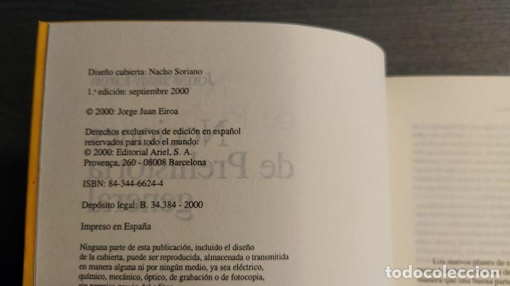 Libros de segunda mano: NOCIONES DE PREHISTORIA GENERAL - JORGE JUAN EIROA ARIEL EDITORES 1ª Edición 2000 - Foto 3 - 194525098