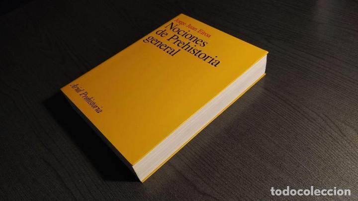 Libros de segunda mano: NOCIONES DE PREHISTORIA GENERAL - JORGE JUAN EIROA ARIEL EDITORES 1ª Edición 2000 - Foto 9 - 194525098