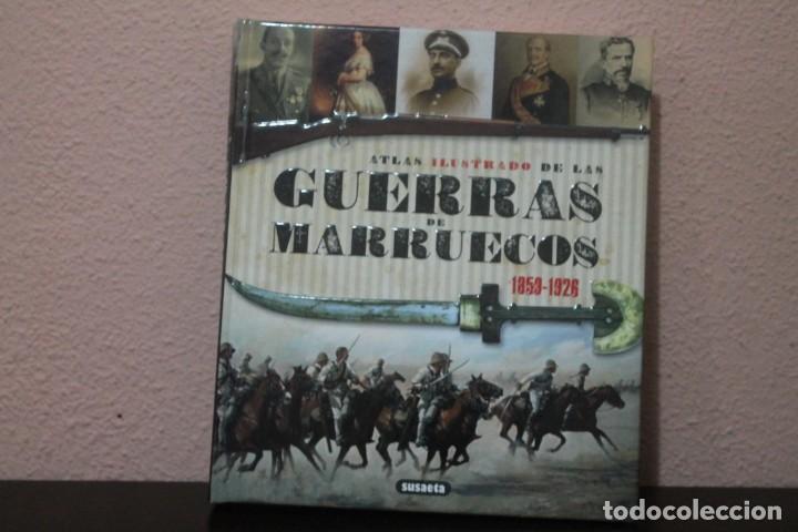 ATLAS ILUSTRADO DE LAS GUERRAS DE MARUECOS 1859-1926 (Libros de Segunda Mano - Historia - Otros)