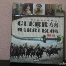Libros de segunda mano: ATLAS ILUSTRADO DE LAS GUERRAS DE MARUECOS 1859-1926. Lote 194526896