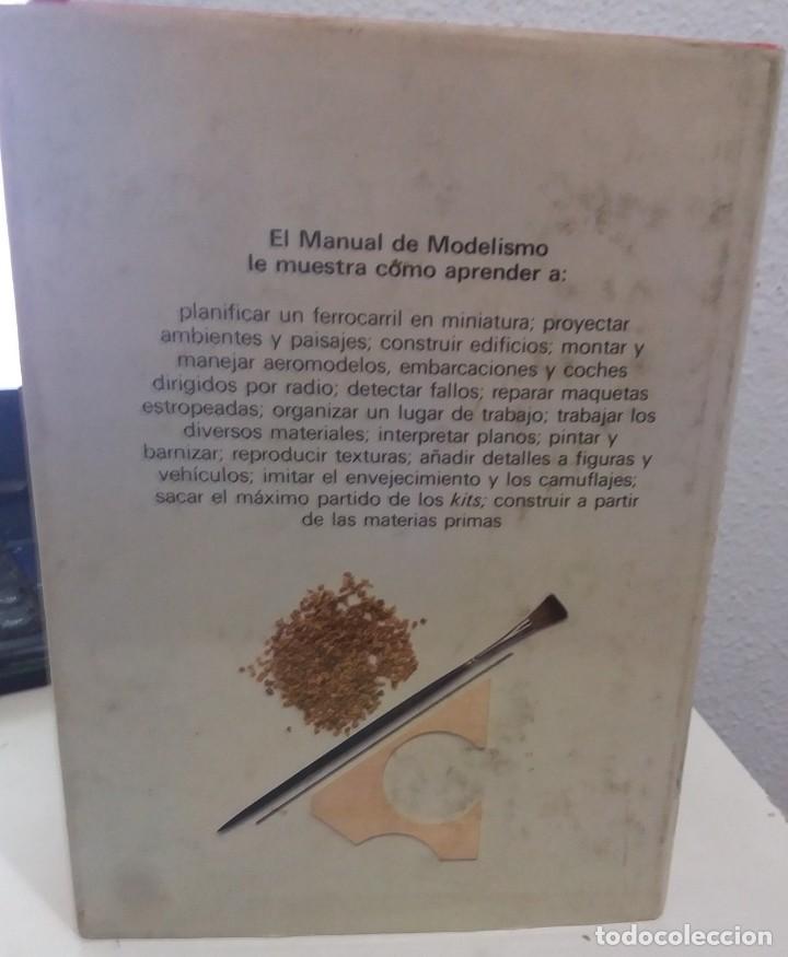 Libros de segunda mano: MANUAL DE MODELISMO MÁS DE 100 TÉCNICAS DE CONSTRUCCIÓN..- JACKSON / DAY - Foto 2 - 194528472