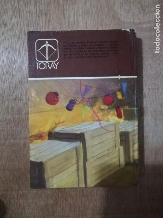 Libros de segunda mano: FANTOMETTE EN EL CARNAVAL. GEORGES CHAULET - Foto 4 - 194529862