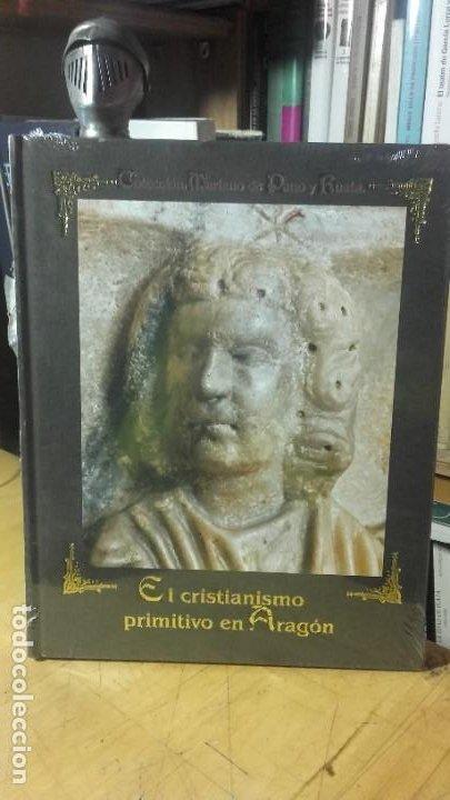 EL CRISTIANISMO PRIMITIVO EN ARAGON, (COLECCION PANO Y RUATA, 27). (Libros de Segunda Mano - Historia - Otros)