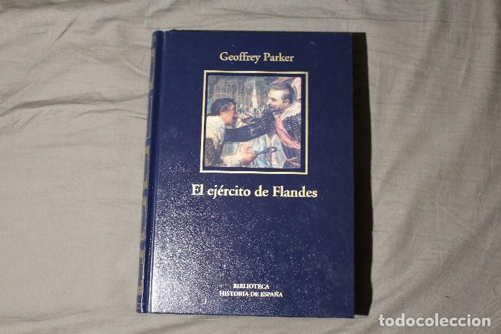 EL EJÉRCITO DE FLANDES. GEOFFREY PARKER (Libros de Segunda Mano - Historia - Otros)