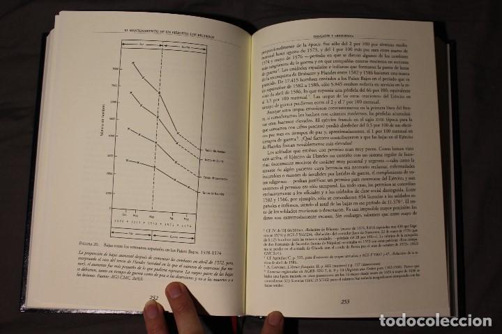 Libros de segunda mano: EL EJÉRCITO DE FLANDES. GEOFFREY PARKER - Foto 8 - 194531810