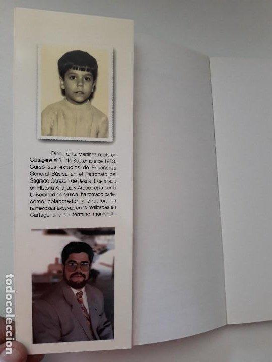 Libros de segunda mano: Historia de mi colegio: El Patronato del Sagrado Corazón de Jesús. Diego Ortiz. Cartagena, 1998 - Foto 2 - 194533090