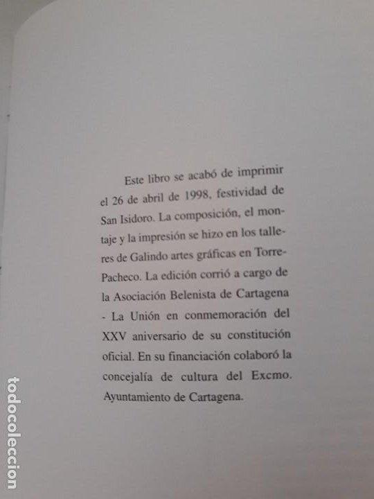 Libros de segunda mano: Historia de mi colegio: El Patronato del Sagrado Corazón de Jesús. Diego Ortiz. Cartagena, 1998 - Foto 5 - 194533090