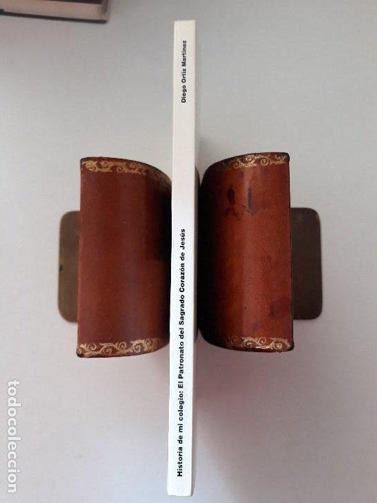 Libros de segunda mano: Historia de mi colegio: El Patronato del Sagrado Corazón de Jesús. Diego Ortiz. Cartagena, 1998 - Foto 7 - 194533090
