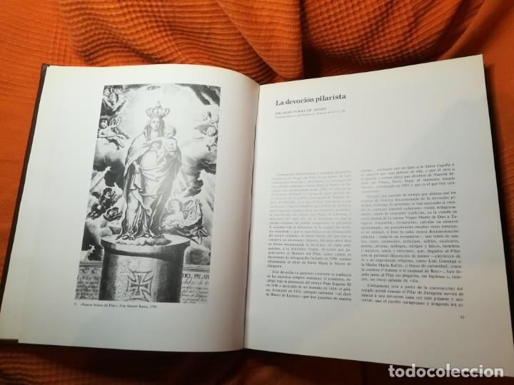 Libros de segunda mano: EL PILAR DE ZARAGOZA. CAJA AHORROS DE LA INMACULADA 1984 - Foto 5 - 194535242