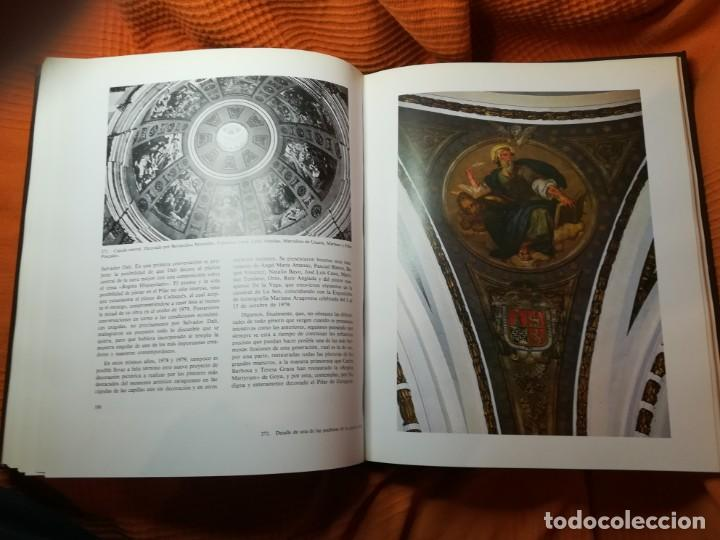 Libros de segunda mano: EL PILAR DE ZARAGOZA. CAJA AHORROS DE LA INMACULADA 1984 - Foto 6 - 194535242