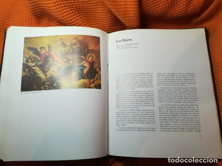 Libros de segunda mano: EL PILAR DE ZARAGOZA. CAJA AHORROS DE LA INMACULADA 1984 - Foto 8 - 194535242