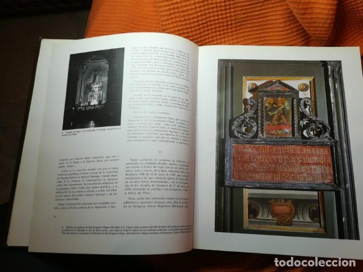 Libros de segunda mano: EL PILAR DE ZARAGOZA. CAJA AHORROS DE LA INMACULADA 1984 - Foto 9 - 194535242