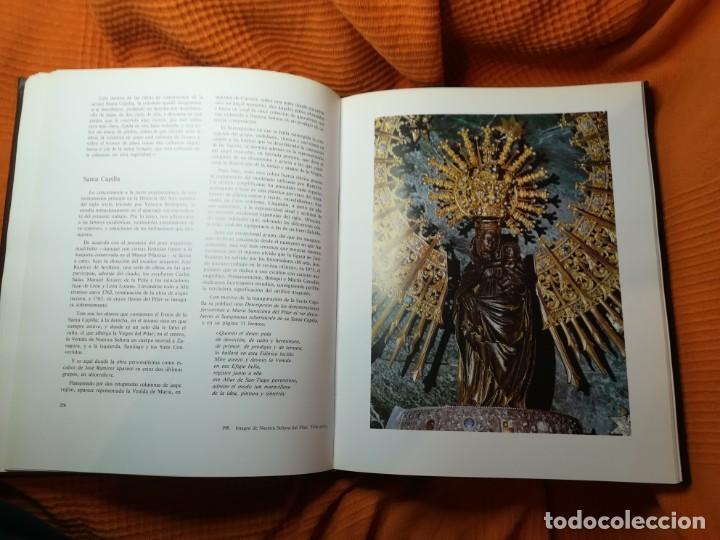Libros de segunda mano: EL PILAR DE ZARAGOZA. CAJA AHORROS DE LA INMACULADA 1984 - Foto 12 - 194535242