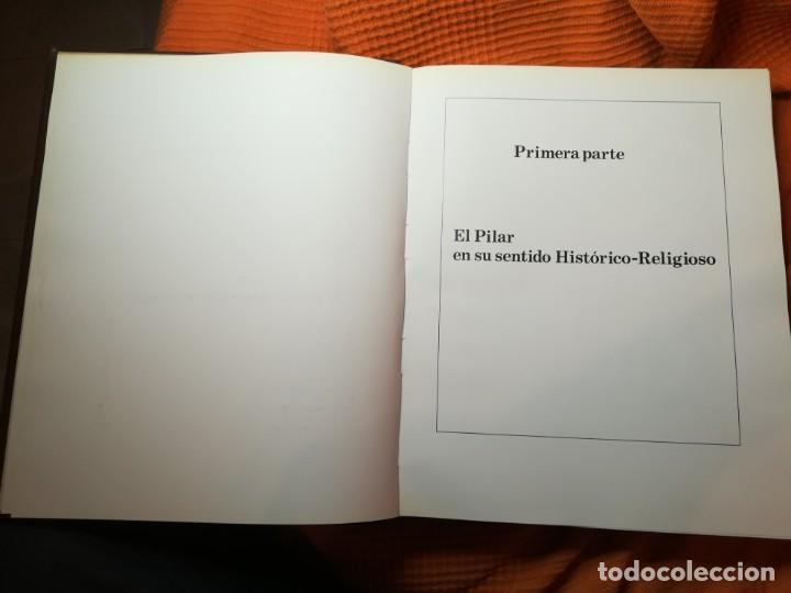 Libros de segunda mano: EL PILAR DE ZARAGOZA. CAJA AHORROS DE LA INMACULADA 1984 - Foto 13 - 194535242