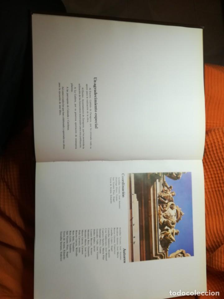 Libros de segunda mano: EL PILAR DE ZARAGOZA. CAJA AHORROS DE LA INMACULADA 1984 - Foto 15 - 194535242