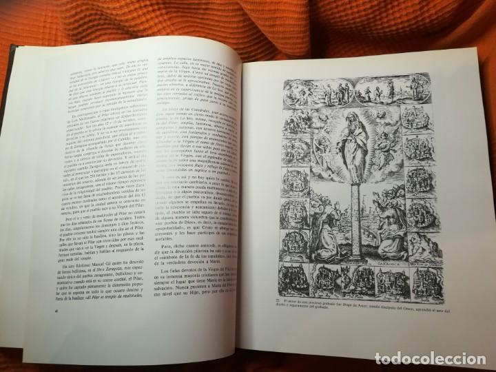 Libros de segunda mano: EL PILAR DE ZARAGOZA. CAJA AHORROS DE LA INMACULADA 1984 - Foto 30 - 194535242