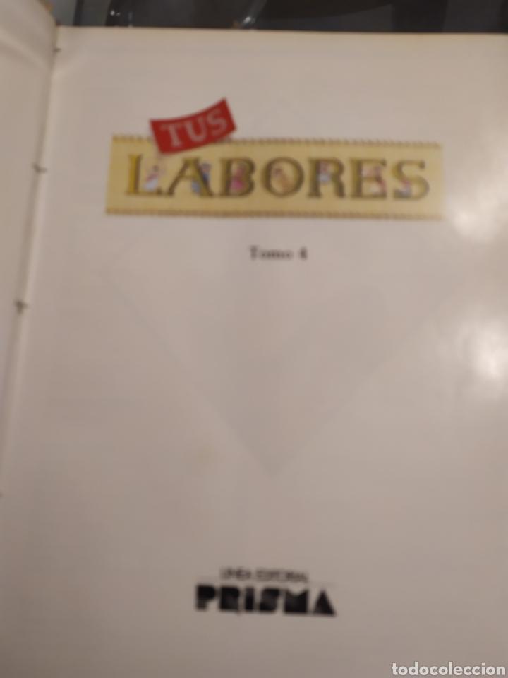 Libros de segunda mano: Libro labores del hogar Tomo 4 - Foto 5 - 194538488
