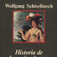 Libros de segunda mano: HISTORIA DE LOS ESTIMULANTES. WOLFGANG SCHIVELBUSCH .-NUEVO. Lote 194539928