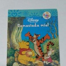 Libros de segunda mano: DEMASIADA MIEL WINNIE THE POOH LIBRITO. Lote 194539978