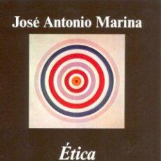 Libros de segunda mano: ÉTICA PARA NÁUFRAGOS.JOSÉ ANTONIO MARINA .-NUEVO. Lote 194540293