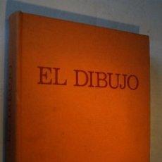 Libri di seconda mano: EL DIBUJO. JEAN LEYMARIE.. Lote 194549907