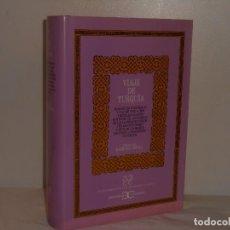 Libros de segunda mano: VIAJE DE TURQUÍA, VARIOS AUTORES, EDICIÓN DE MARIE-SOL ORTOLA - CASTALIA - MUY BUEN ESTADO. Lote 194558250
