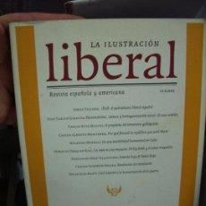 Libros de segunda mano: REVISTA ESPAÑOLA Y AMERICANA, LA ILUSTRACIÓN LIBERAL Nº 35. L.6922-605. Lote 194573717