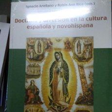 Libros de segunda mano: DOCTRINA Y DIVERSION EN LA CULTURA ESPAÑOLA Y NOVOHISPANA. ARELLANO,IGNACIO; ANN RICE,ROBIN.. Lote 194579760
