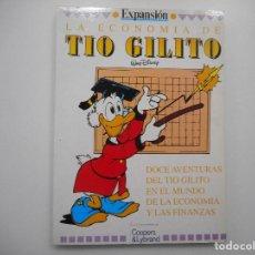 Libros de segunda mano: WALT DISNEY LA ECONOMÍA DE TIO GILITO Y98819T. Lote 194581281