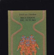 Libros de segunda mano: RECUERDOS DEL FUTURO - ERICH VON DÄNIKEN - PLAZA & JANES 1972. Lote 194581551