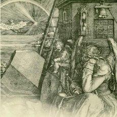 Libros de segunda mano: KLIBANSKY - PANOFSKY - SAXL - SATURNO Y LA MELANCOLÍA - NEOPLATONISMO - DURERO - MEDIEVALISMO. Lote 194582428