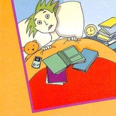 Libros de segunda mano: ¿QUIÉN HA DICHO QUE EL ESTRÉS ES COSA DE ADULTOS?. Lote 194586840