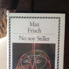 Libros de segunda mano: NO SOY STILLER, MAX FRISCH BIBLIOTECA DE PLATA ED CÍRCULO DE LECTORES. Lote 194587791