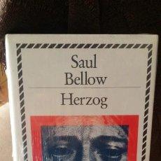 Libros de segunda mano: HERZOG, SAUL BELLOW, BIBLIOTECA DE PLATA ED CÍRCULO DE LECTORES. Lote 194588215