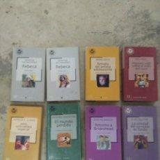 Libros de segunda mano: LOTE 8 LIBROS BIBLIOTECA EL MUNDO. Lote 194596383