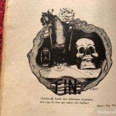 Libros de segunda mano: RAREZA. 1947. RUBÁIYAT. AGUSTIN HARO Y TAMARIZ. DIBUJOS EZEQUIEL DELGADO. OMAR KHAYYAM. MEXICO 1947. Lote 194597485