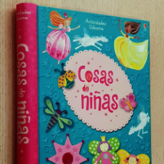Libros de segunda mano: COSAS DE NIÑAS - PRATT, LEONIE - GILPIN, REBECA - BROCKLEHURST, RUTH. Lote 194601397
