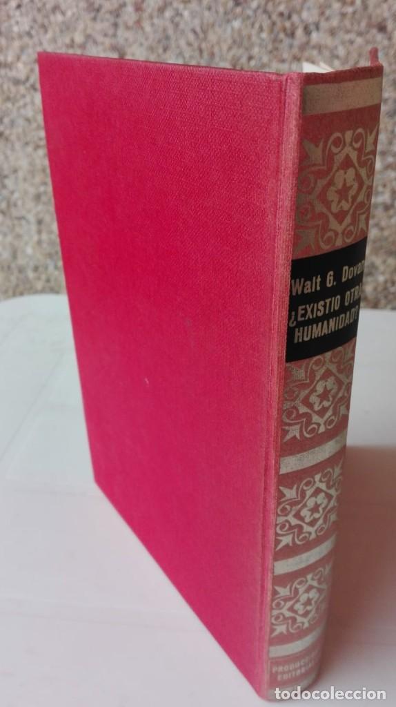 EXISTIÓ OTRA HUMANIDAD. AUTOR: WALT G. DOVAN (Libros de Segunda Mano - Parapsicología y Esoterismo - Otros)