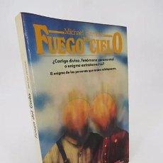 Libros de segunda mano: FUEGO DEL CIELO (COMBUSTIÓN ESPONTÁNEA) (MICHAEL HARRISON) MARTÍNEZ ROCA, 1980. Lote 194605535