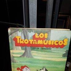 Libros de segunda mano: LOS TROTAMUSICOS VOLUMEN 9 IX ANAYA 1989. Lote 194616915